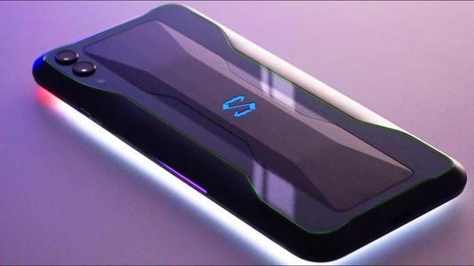 研发部门给出了大概的黑鲨游戏手机2Pro的外观设计